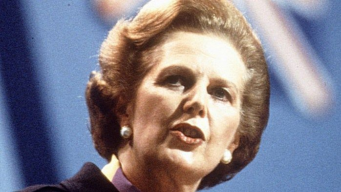 Margaret Thatcher 9857e