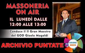 Massoneria on air archivio