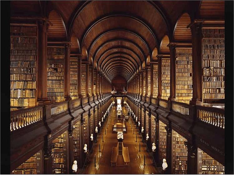 BibliotecadoTrinityCollegeótima dec5e