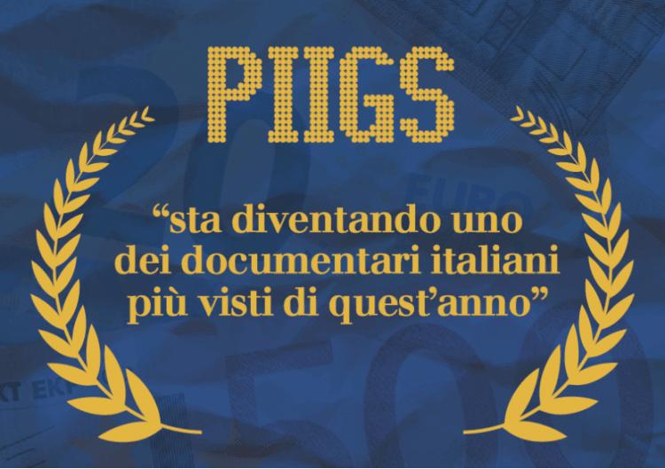 PIIGS comunicato stampa 1 a345b