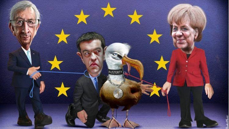 juncker merkel tsipras grecia austerity grexit 689653 0d1fe