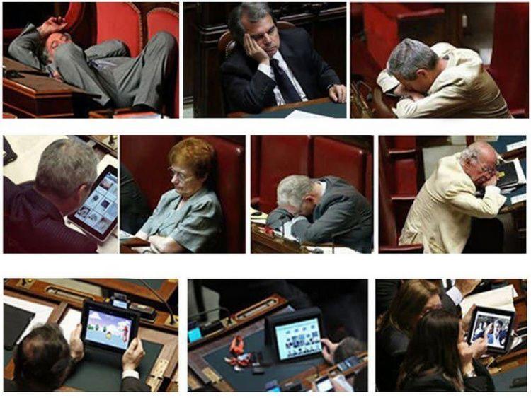 parlamentari dormono giocano 1024x768 min 12372