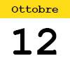 12 ottobre