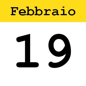 Febbraio 19
