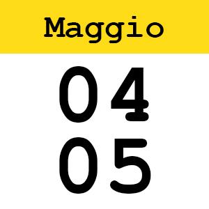 04-05 MAGGIO