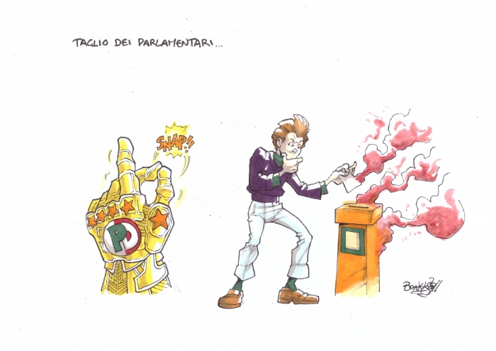 TragiComix by Mirco Bonini 12